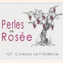 """Le Clos des Senteurs - Rosé """"Perles de Rosée"""" Bio - 2017 - Bouteille - 0.75L"""
