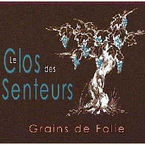 Le Clos des Senteurs - Rouge AOC Grains de Folie Bio - 2016 - Bouteille - 0.75L