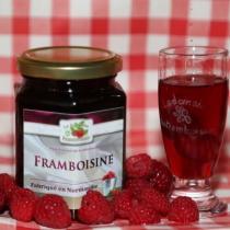 Le Domaine du Framboisier - Framboisine - Fruit à l'eau de vie