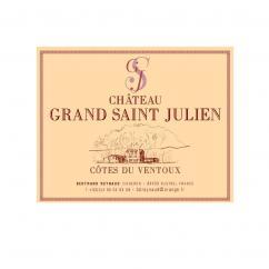 LE GRAND SAINT JULIEN - Château Grand Saint Julien - 2016 - Bouteille - 0.75L