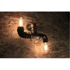 Le Labo du Kraken - Applique mural double éclairage ''haut-bas'' - Applique murale - ampoule(s)