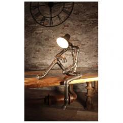 Le Labo du Kraken - Rodin - Lampe de bureau - ampoule(s)