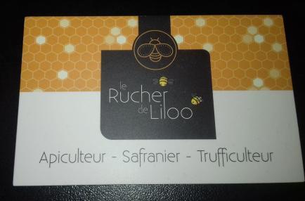 Le rucher de Liloo - Apiculteur et producteur de safran
