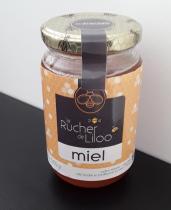 Le rucher de Liloo - miel liquide de chataignier - Miel - 500g