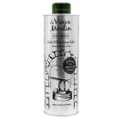 Le Vieux Moulin Alain Farnoux - BIDON D'HUILE D'OLIVE VIERGE EXTRA « VIEUX MOULIN » 250 ML - Huile d'olive