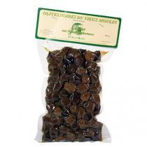 Le Vieux Moulin Alain Farnoux - OLIVES NOIRES HERBES DE PROVENCE 500G - Olives
