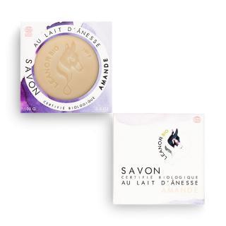 Leanorbio - Savon Amande Douce - Savon - 0.116
