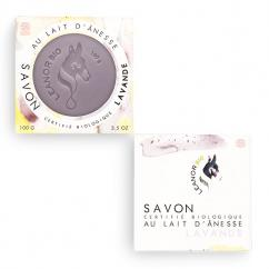 Leanorbio - Savon Lavande - Savon - 0.116