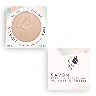 Leanorbio - Savon Rose - Savon - 0.116