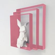 Le point D - Pop up by Laurène Bourgeron - Cadre -