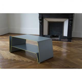 Le point D - Table basse V - Table basse - Aluminium