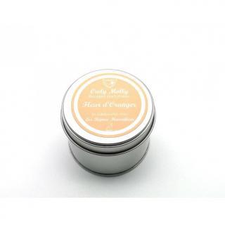 Les Bougies Owly Molly - Bougie Naturelle Fleur D'Oranger 100g - Bougie - Fleur D'Oranger