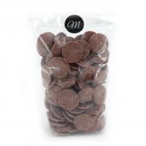 Les chocolats de Maud - Chocolat pâtissier en pistoles Lait - Chocolat