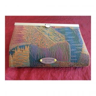 Les Créations de la Garrigue - Compagnon plat Porthos - Portefeuille - Multicolore