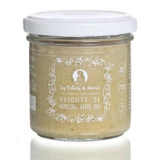 Les délices de Noémie - Velouté de haricots verts bio (dès 6 mois) - Purée pour bébé