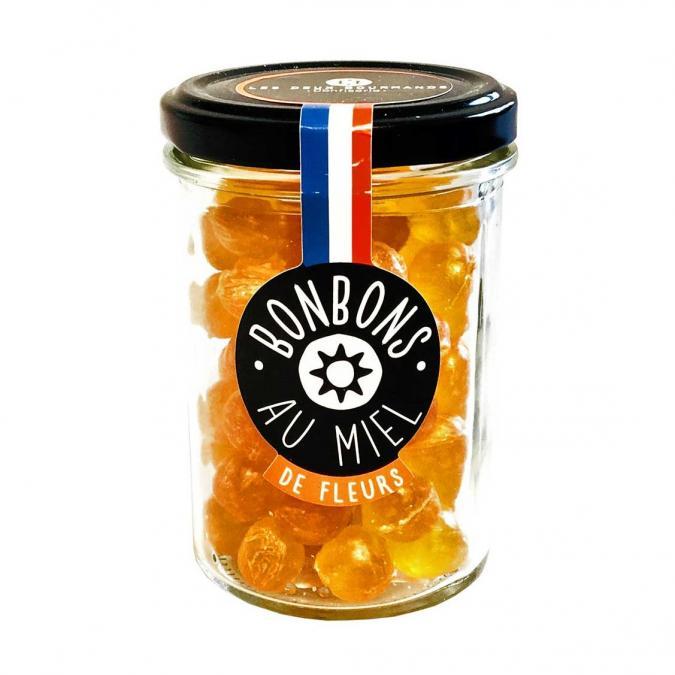 LES DEUX GOURMANDS - Bonbons Miel de Fleurs - Bonbons