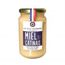 LES DEUX GOURMANDS - Miel du Gâtinais - Miel - 500g