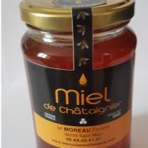 Les Ruchers Villaréens - Miel de chataignier - Miel - 500 gr