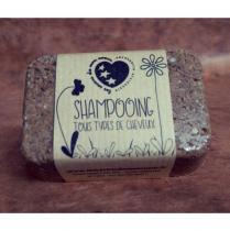 Les savons de mon coeur - SHAMPOOING solide - Shampoing - 70g