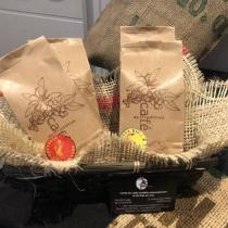 LES TORREFACTEURS NORMANDS - Coffret A la découverte de nos cafés en grain - 4 x 250 g - Café - 4002