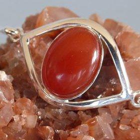 Lesbijouxquegemmes - Bracelet demi jonc argenté - Bracelet - Métal (argenté)