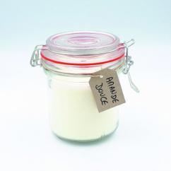 Les Parfums d'Oléron® - Bougie Parfumée - Amande douce 200ml - Bougie - Amande douce