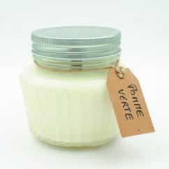 Les Parfums d'Oléron® - Bougie parfumée - Pomme verte - 250ml - Bougie - Pomme verte