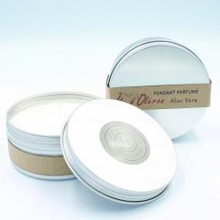 Les Parfums d'Oléron® - Fondant Parfumé - Aloe Vera - 150ml - Fondant (cire)