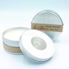 Les Parfums d'Oléron® - Fondant Parfumé - Bois Noir - 150ml - Fondant (cire)