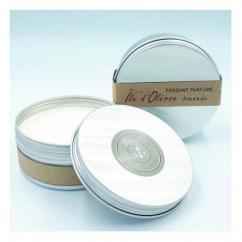 Les Parfums d'Oléron® - Fondant Parfumé - Éclats d'Amande - 150ml - Fondant (cire)
