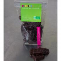 Le tiroir au chocolat - Chocolat framboise - Chocolat
