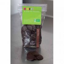 Le tiroir au chocolat - Palets 75% de cacao - Chocolat