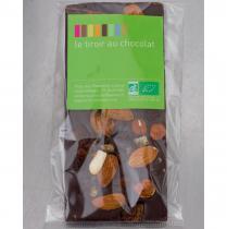 Le tiroir au chocolat - Tablette chocolat mendiant - café et tablette de chocolat