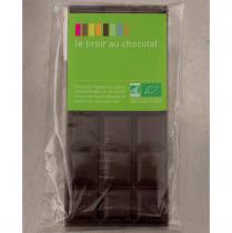 Le tiroir au chocolat - Tablette chocolat nature 65% - café et tablette de chocolat