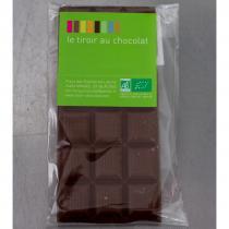 Le tiroir au chocolat - Tablette lait - Chocolat