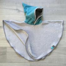 Little Oh! - Poncho de bain (4) – 0-12mois - Cape de bain (enfant)