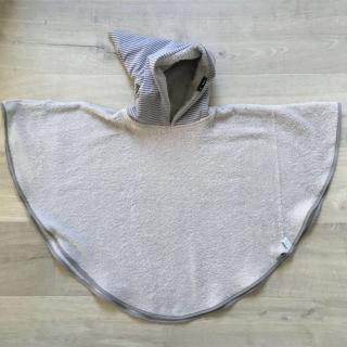 Little Oh! - Poncho de bain (7) – 0-12mois - Cape de bain (enfant)