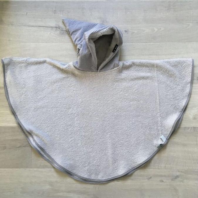 Little Oh! - Poncho de bain (7) – 2ans - Cape de bain (enfant)
