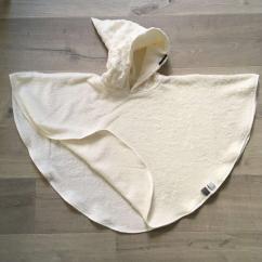 Little Oh! - Poncho de bain (8) – 0-12mois - Cape de bain (enfant)