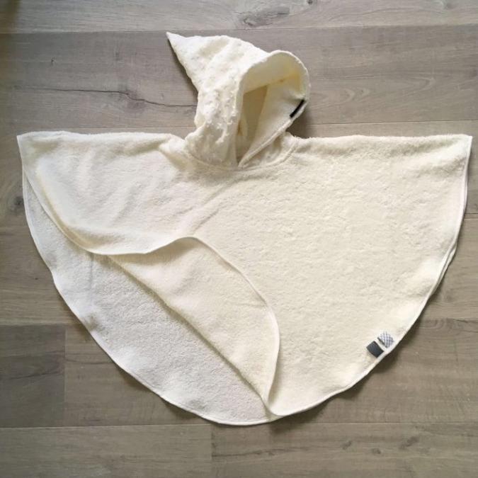 Little Oh! - Poncho de bain (8) – 2ans - Cape de bain (enfant)
