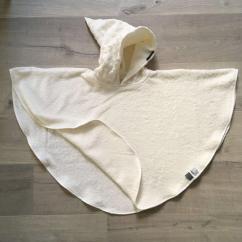 Little Oh! - Poncho de bain (8) – 4ans - Cape de bain (enfant)