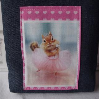 Loli Fox - Housse liseuse - pochette liseuse - Livre -