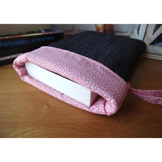 Loli Fox - Housse livre ou tablette - protection livre - manchon livre - pochette livre - protège-livre