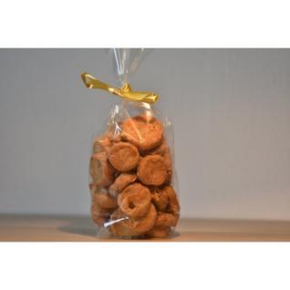 Loloco - Biscuits apéritif sablés - Comté A.O.P 100 gr - Apéritif et biscuits salés - 100 gr