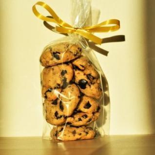 Loloco - Cookies Olives noires, Herbes de Provence - 250 gr - Apéritif et biscuits salés - 250 gr