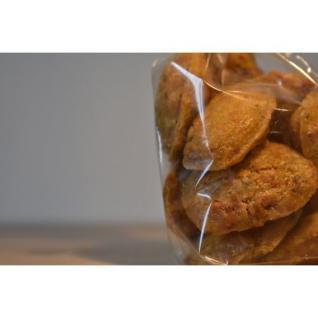 Loloco - Madeleines Pesto, Tomates séchées - 1 kg - Apéritif et biscuits salés - 1 kg