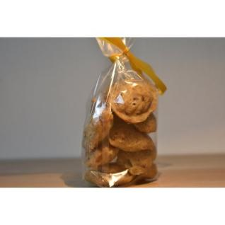 Loloco - Madeleines Roquefort, Figues, Noix - 100 gr - Apéritif et biscuits salés - 100 gr
