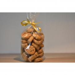 Loloco - Olives Noires, Herbes de Provence 100 gr - Apéritif et biscuits salés - 100 gr