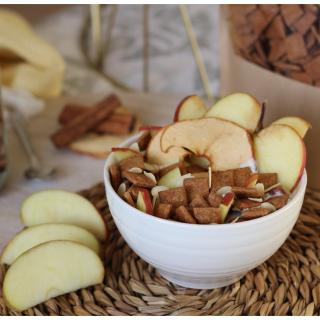 Loumaë - Céréales Pomme - Cannelle - Biscuit