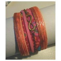 Luminelle-créa - Bracelet manchette - Bracelet - 4668